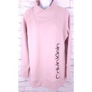 Calvin Klein Performance Spellout Sweatshirt L